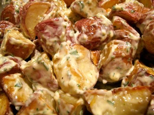 The Best Potato Salad EverPhoto Credit: Pippa Biddle