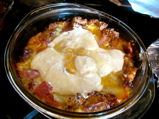 Breakfast Casserole (mini) Photo Credit: Pippa Biddle