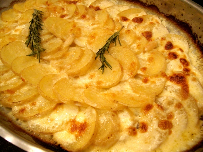 Pomme Dauphinoise, Photo Credit: Pippa Biddle