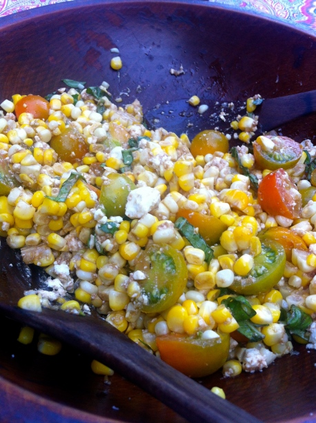 SummerCornSalad