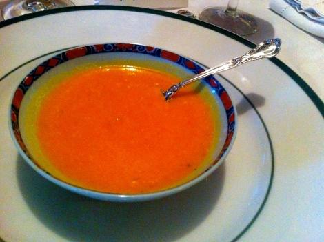 CarrotCoconutSoup